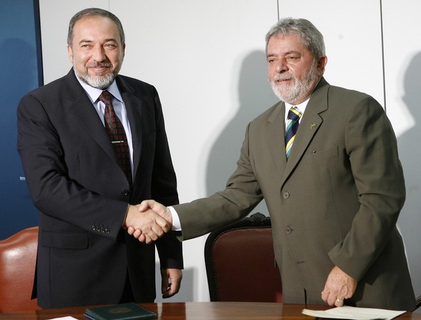 Lula y Liberman