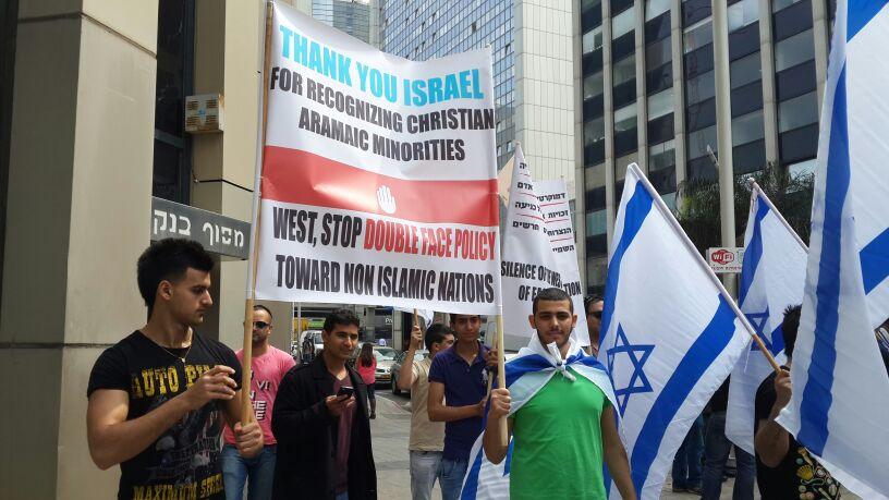 cristianos-israel