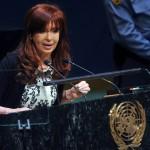 ONU: Discurso de Presidenta Kirchner alteró el año nuevo judío en Argentina