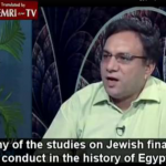 """Académico egipcio pide que los judíos devuelvan oro """"robado"""" durante el Éxodo"""