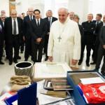 """""""Lo cierto es que Israel es el único lugar seguro para los cristianos en Medio Oriente"""", puntualizó al Papa Francisco el Presidente del Congreso Judío Mundial"""