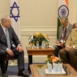 Netanyahu: El cielo es el límite para los lazos entre India e Israel