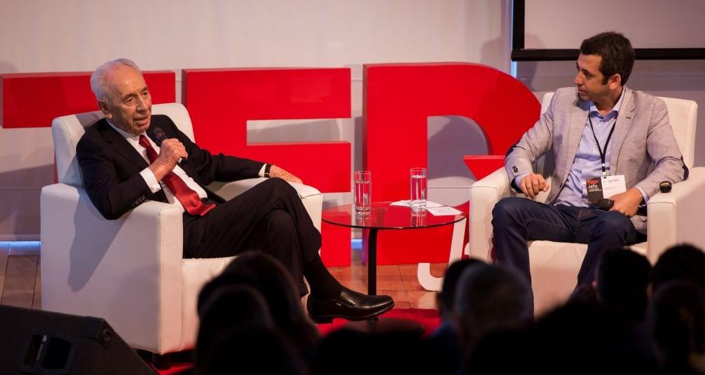 ShimonPeres-TEDxJaffa2014
