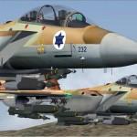 La Fuerza Aérea de Israel es la mejor del mundo, según un estudio