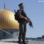 Sucot: Tres policías israelíes heridos en el Monte del Templo