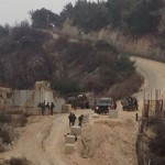Israel abre fuego contra infiltrados en la frontera libanesa
