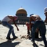 El diario El País, el Monte del Templo y la Intifada