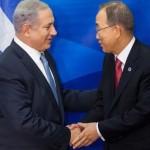 """Netanyahu al Secretario de la ONU: """"Cuando ustedes encontraron proyectiles en escuelas de ONU se los dieron a Hamas"""""""