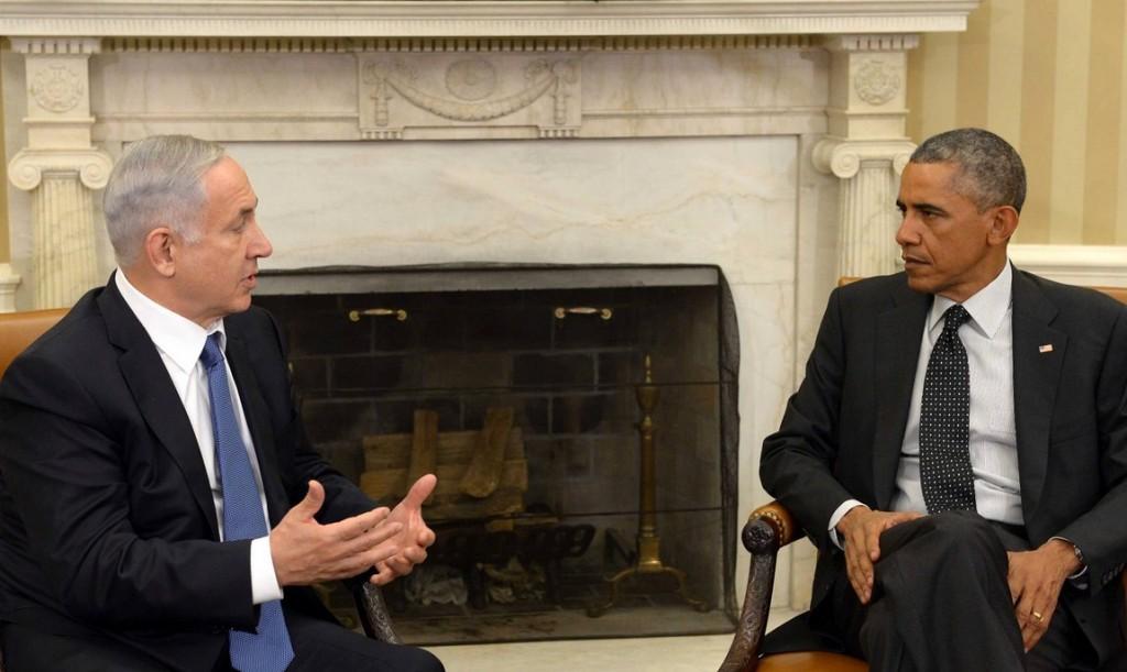 obama-netanyahu_2014