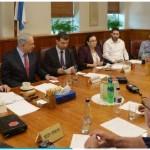 Netanyahu frente a la amenaza del ébola – Coordinación con la Autoridad Palestina