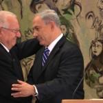 El Presidente Rivlin recibe al PM Netanyahu a su regreso de EE.UU.