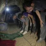 Hamás reconstruye sus túneles para atacar a Israel