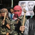 Palestinos festejan el asesinato de 4 judíos en una Sinagoga de Jerusalem