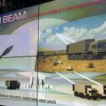 Sistema de rayos laser contra misiles