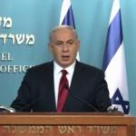 """Netanyahu: """"ISIS quema a gente viva e Irán los cuelga en las plazas de la ciudad"""""""