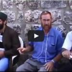 Véalo: El Rabino Glick rezó junto a musulmanes