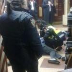Video: Un joven fue apuñalado en la Sede Central mundial de Jabad en Nueva York