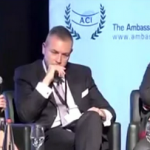 Periodista le dice al embajador danés lo que muchos israelíes pensamos sobre Europa