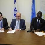 Israel es el más grande contribuyente per cápita  contra el ébola