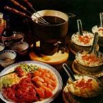 Receta para Jánuca: Fondue de Tomate y Queso Feta