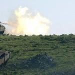 Proyectiles disparados desde Siria golpearon en los Altos de Golán e Israel devolvió el fuego