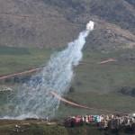 Fuego cruzado entre Israel y el Hezbollah en la frontera norte