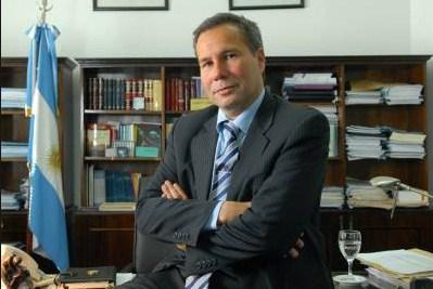 """Fiscal Federal de la Nación Dr. Alberto Nisman Z""""L"""