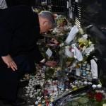Netanyahu visitó el Hyper Casher en París
