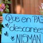 """Detalles del Velatorio y Entierro del Fiscal argentino Alberto Nisman Z""""L"""