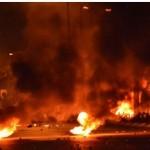 Violentos incidentes en una ciudad beduina de Israel