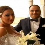 Israelí víctima de ataque terrorista se casó con la mujer que lo ayudó a recuperarse