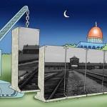 Irán realizará competencia de caricaturas sobre negación del Holocausto