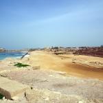Costa mediterránea de Israel
