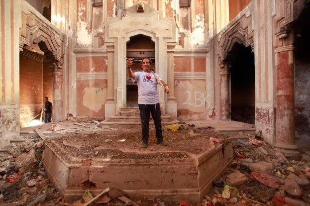 El judío de origen libio que regresó a la sinagoga de su infancia y desató la ira.