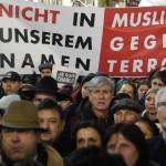 """Musulmanes noruegos formarán un «círculo de la paz"""" en torno a la sinagoga de Oslo en solidaridad con los judios"""