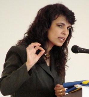 La abogada Nitsana Darshan-Leitner