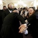 Rabinos europeos entrenan en defensa personal
