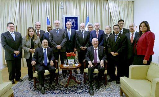 reunion-embajadores-latinoamericanos-israel