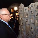 Visita de Rivlin a Hebrón desata el rechazo de la izquierda israelí