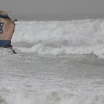 Lluvia, nieve y ráfagas de viento golpean Israel