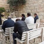 Líderes evangélicos latinos realizan histórico viaje a Israel
