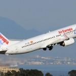 Air Europa estrena los vuelos a Tel Aviv