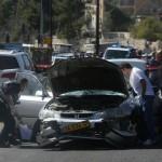 Siete heridos en un ataque terrorista con un auto en Jerusalem