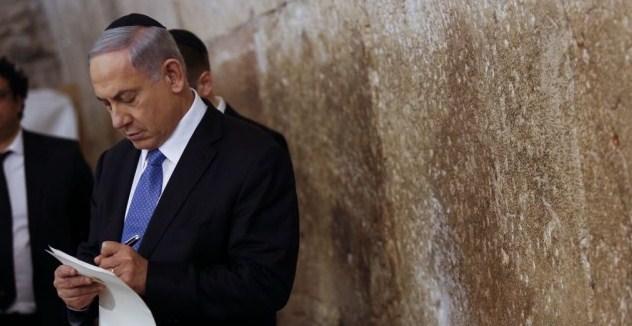 netanyahu-kotel-elecciones2015-2