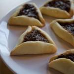 Recetas para Purim: Orejas de Hamán