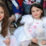 Israel celebró Purim