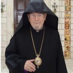 Entrevista al arzobispo armenio Aris Shirvanian