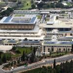 El Parlamento israelí será el más ecológico del mundo