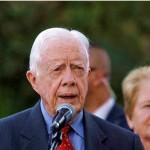 Carter: Hamás está a favor de la paz; Netanyahu no