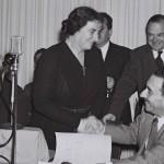 Álbum de fotos de la Declaración de Independencia de Israel